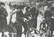 Soviets meet Norwegians