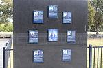 Space Shuttle Columbia astronauts memorial near Space Mirror.JPG