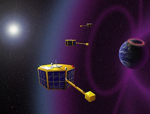 Space Technology 5 - Image: Space Technology 5