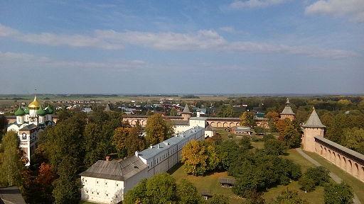 Spaso-Yevfimiyev Monastery, Monk Cells