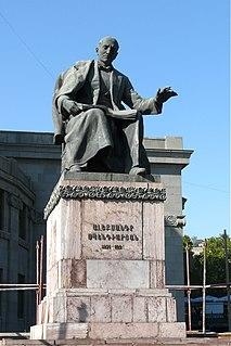 Alexander Spendiaryan Russian composer of Armenian descent