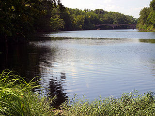 Spring River (Missouri) river in United States of America