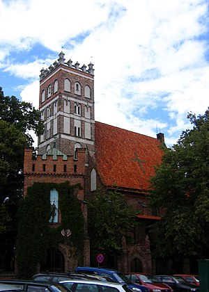 Środa Wielkopolska - Collegiate church