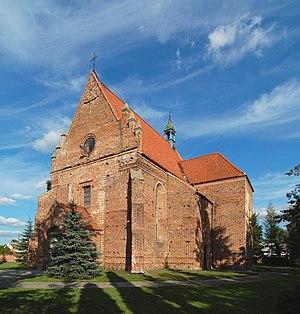 Stężyca, Lublin Voivodeship - St Martin's Church, Stężyca