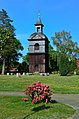 St. Johannes der Täufer-Kirche in Düshorn (Glockenturm) - 03.jpg