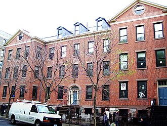 Sisters of Charity of New York - St. Patrick's Convent and Girls' School