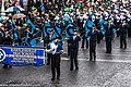 St. Patrick's Day Parade (2013) In Dublin - Bartlesville High School Marching Band, Oklahoma, USA (8565422747).jpg