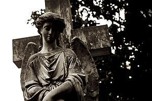 St. John's Church, Meerut - Tombstone in St. John's Cemetery, Meerut