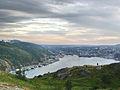 StJohns Newfoundland ViewfromSignalHill.jpg