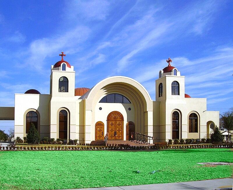 St Mark Orthodox Church Ethnic Food Festival