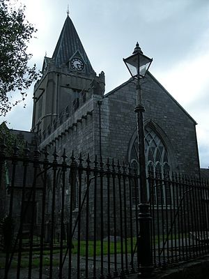 St. Nicholas' Collegiate Church - Image: St Nicks Coll Church Galway