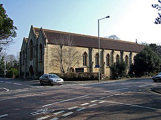Aldhelm - Image: St Aldhelm's Church Branksome geograph.org.uk 379938