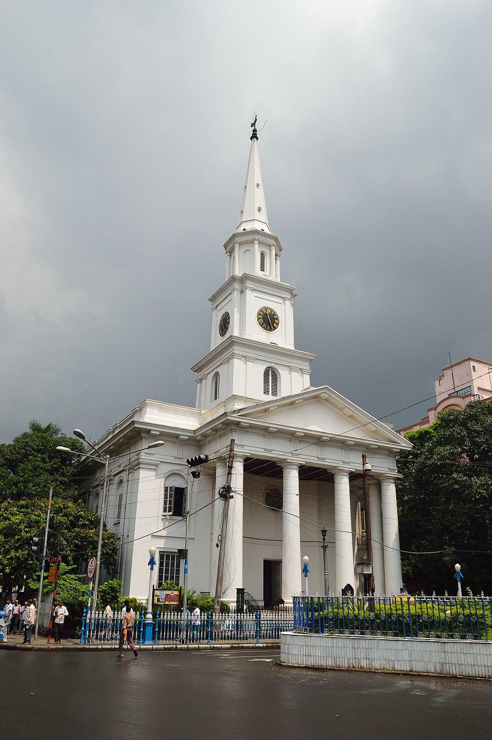 St Andrew's Church - Dalhousie Square - Kolkata 2012-09-22 0281