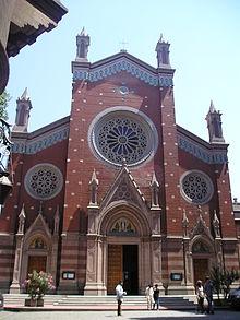 Katholische Kirche in Hemet ca