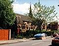 St Bartholomew, Craven Park Road, London N15 - geograph.org.uk - 350406.jpg