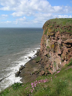 St Bees Head - The North Head