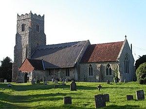 Iken - Image: St Botolph's Church, Iken geograph.org.uk 66703
