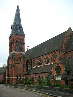 St Cyprians Church, Hay Mills Church
