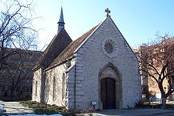 St. Joan of Arc Chapel - Wikipedia, the free encyclopedia