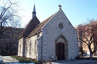St. Joan of Arc Chapel - St. Joan of Arc Chapel