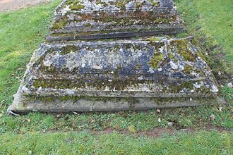 St John Brodrick, 1st Earl of Midleton - Grave in Peper Harow, Surrey