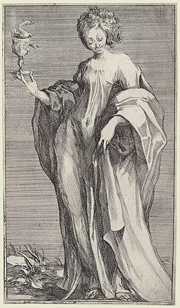 St John the Apostle by Jacques Bellange
