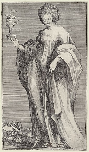 St. John the Apostle by Jacques Bellange, c. 1600 St John the Apostle by Jacques Bellange.jpg