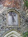 St John the Baptist, Alderford, Norfolk - Sundial - geograph.org.uk - 477771.jpg