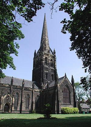 Goole - St John's church, Goole
