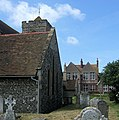 St Leonard's Church, Church Street, Seaford - geograph.org.uk - 863564.jpg