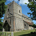 St Margaret of Antioch Church, St Margaret's at Cliffe, Kent (3767754211).jpg