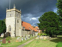 St Mary's, Bucklebury - geograph.org.uk - 504227.jpg