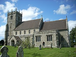 St Mary's Church, Donhead St Mary 47.JPG