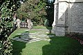 St Mary Magdalene, Windmill Hill, Enfield - Memorial garden - geograph.org.uk - 1147293.jpg