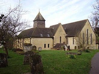 Yateley - St Peter's Church, Yateley