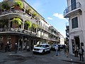 St Peter and Royal Street New Orleans 28th Jan 2019 09.jpg