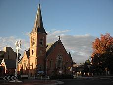 St Stephens Church, Bathurst, NSW