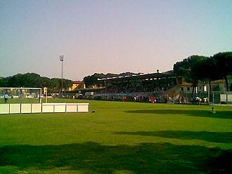 A.S.D. Giallo-Blu Figline - Stadio Del Buffa, Giallo-Blu Figline's home stadium