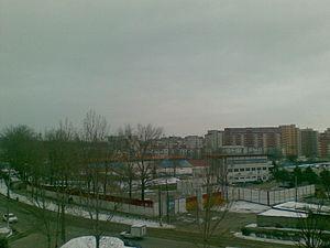 Stadionul Oțelul - Image: Stadionul Otelul