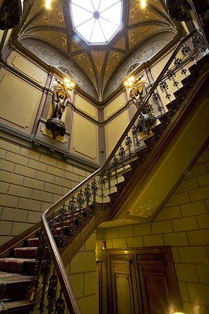 Bart van Hove - Image: Staircase Teylers