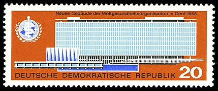 Stamps of Germany (DDR) 1966, MiNr 1178
