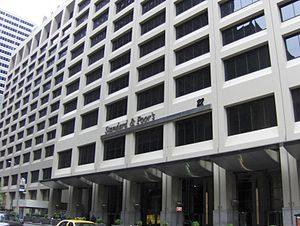 Picture of Standard & Poor's Headquarters