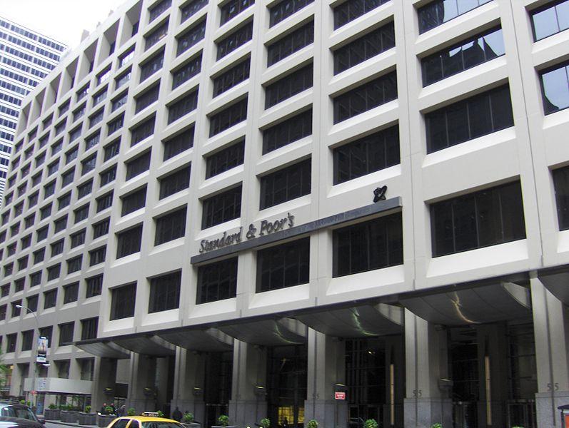 Immeuble du siège social de Standard & Poor's