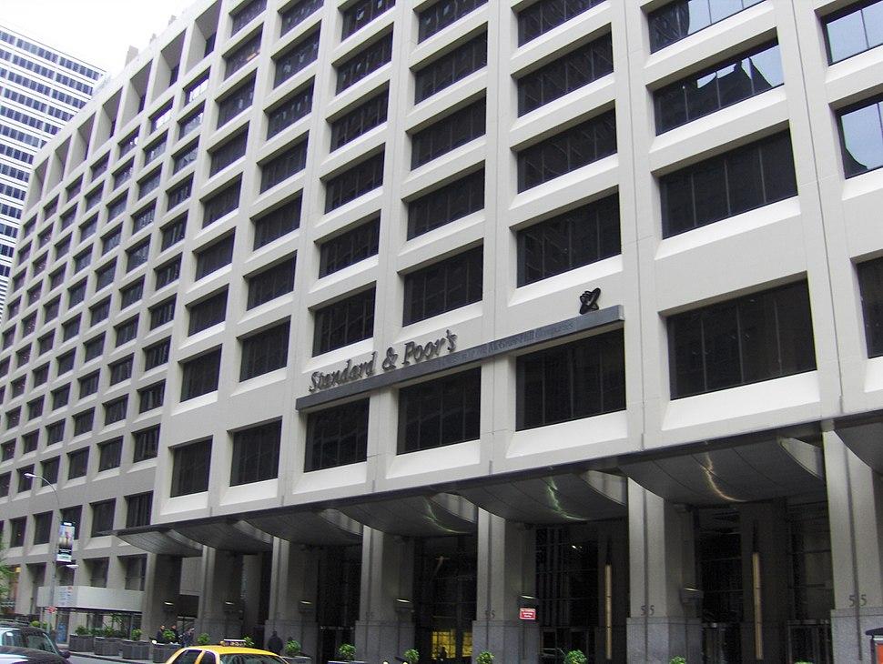 StandardPoors Headquarters