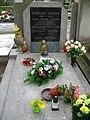 Stanisław Grzesiuk tomb.jpg