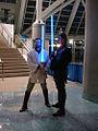Star Wars Celebration IV - Obi-Wan and Anakin (4878883358).jpg