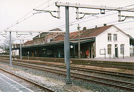 Station Boxtel in 1998