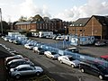 Station car park, Dorchester South - geograph.org.uk - 1588118.jpg