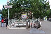Station métro Daumesnil - 20130606 161439.jpg