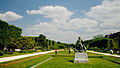 Statue of Buffon, Jardin des Plantes, Paris 27 May 2015.jpg